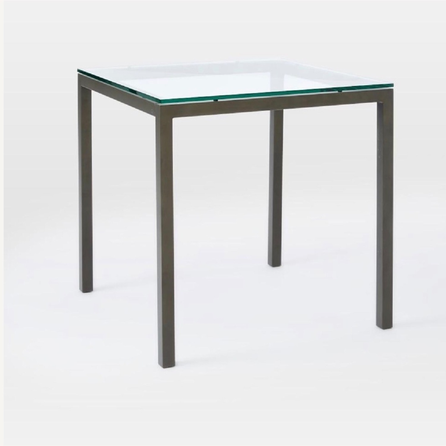 West Elm Square Dining Table - image-2