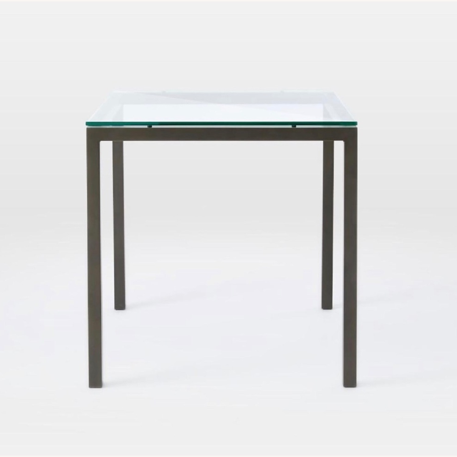 West Elm Square Dining Table - image-1