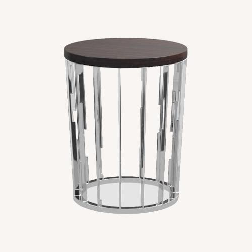 Used William Sonoma Home Isadora Side Table for sale on AptDeco