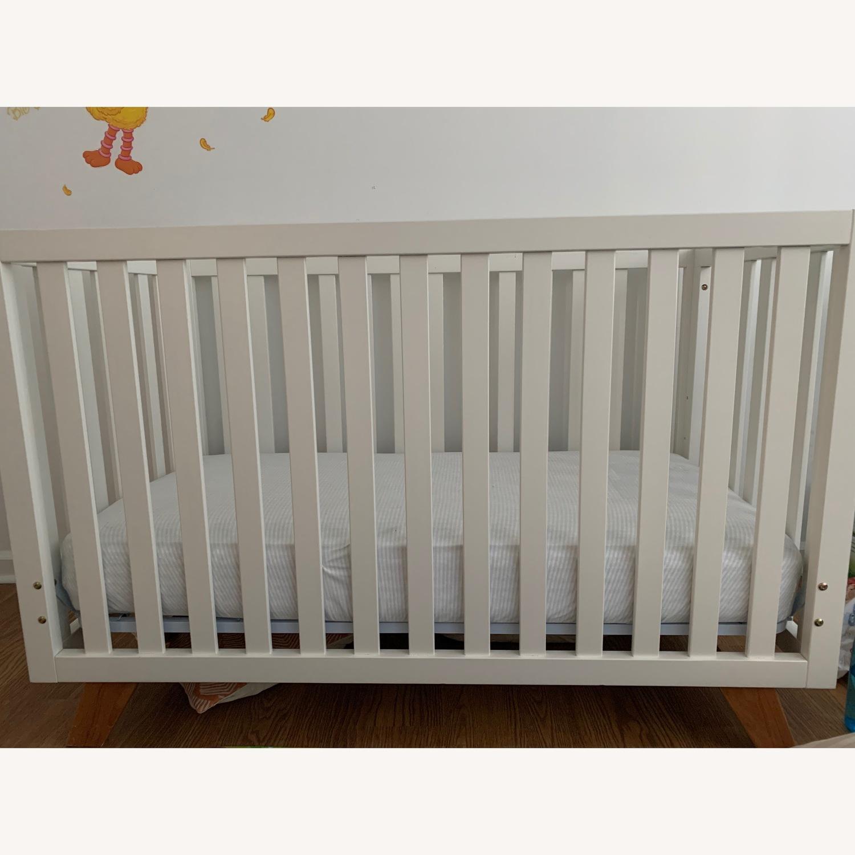 Buy buy baby soho collection white crib