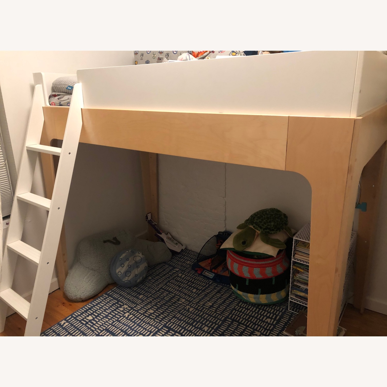 Oeuf Loft Twin Bed