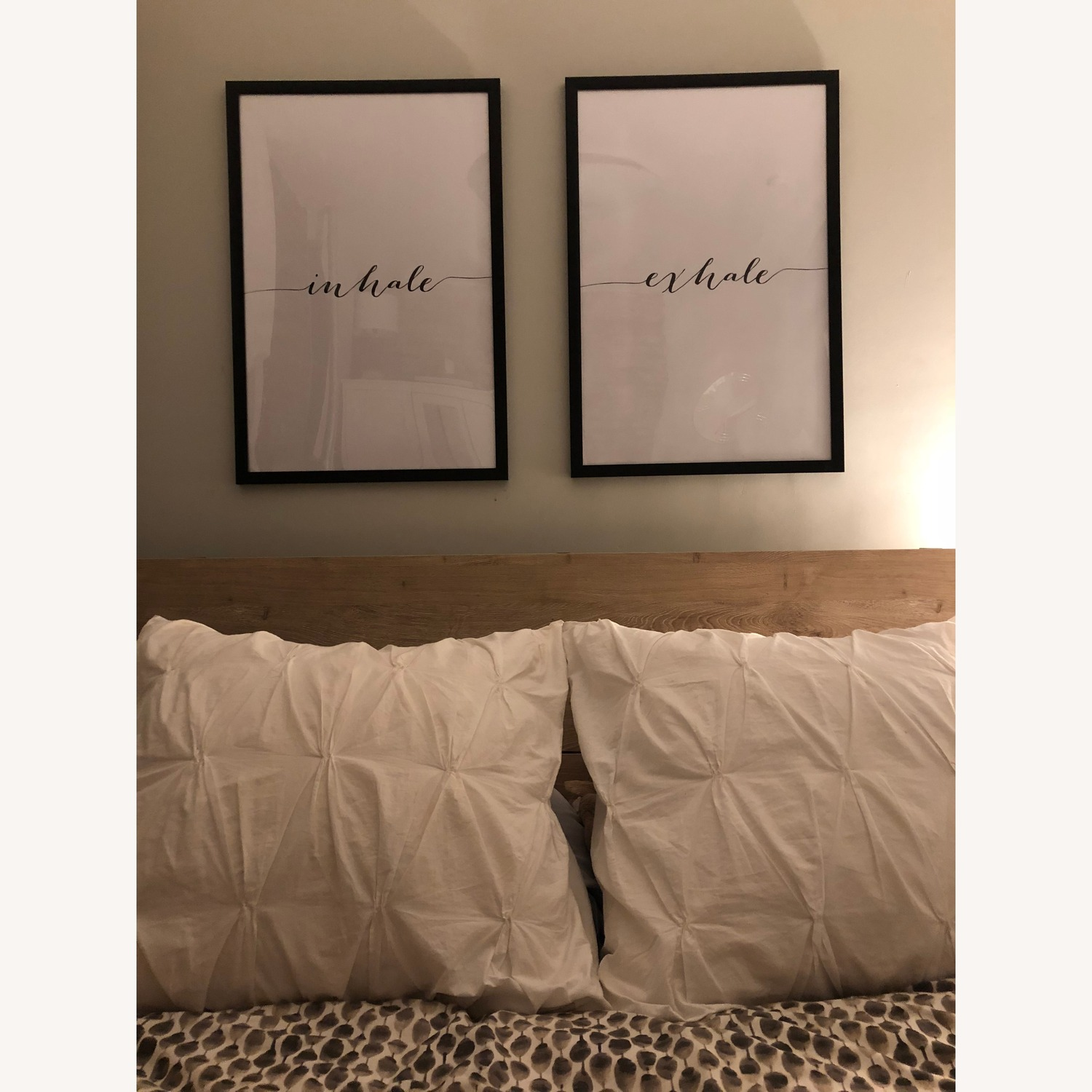 Inhale Exhale Framed Prints