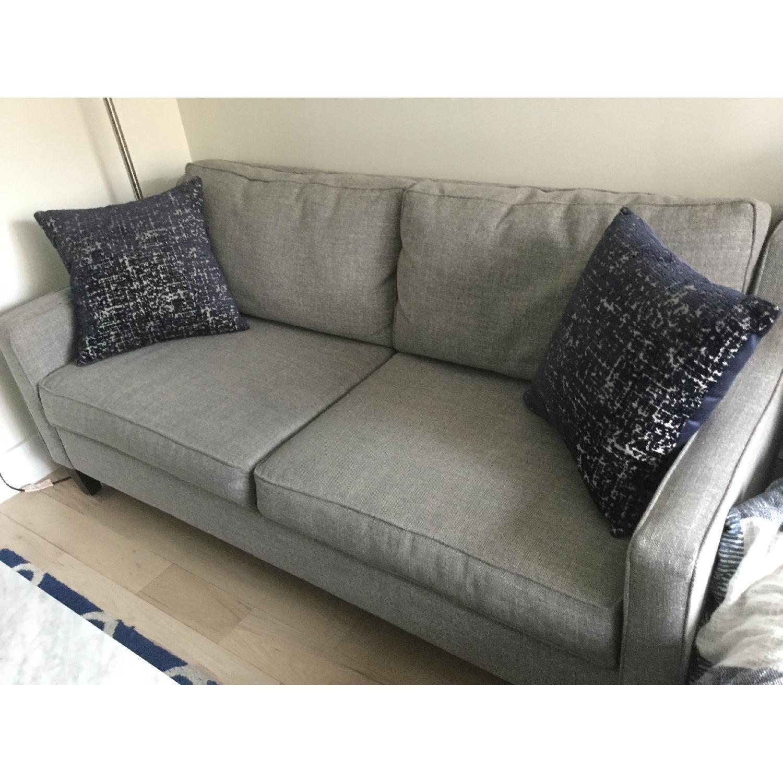 West Elm Apartment Sized Sofa