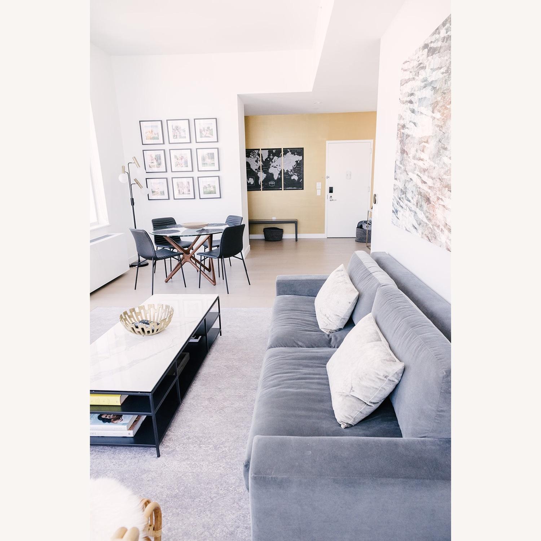 Room & Board Sava Leather Bench - image-2