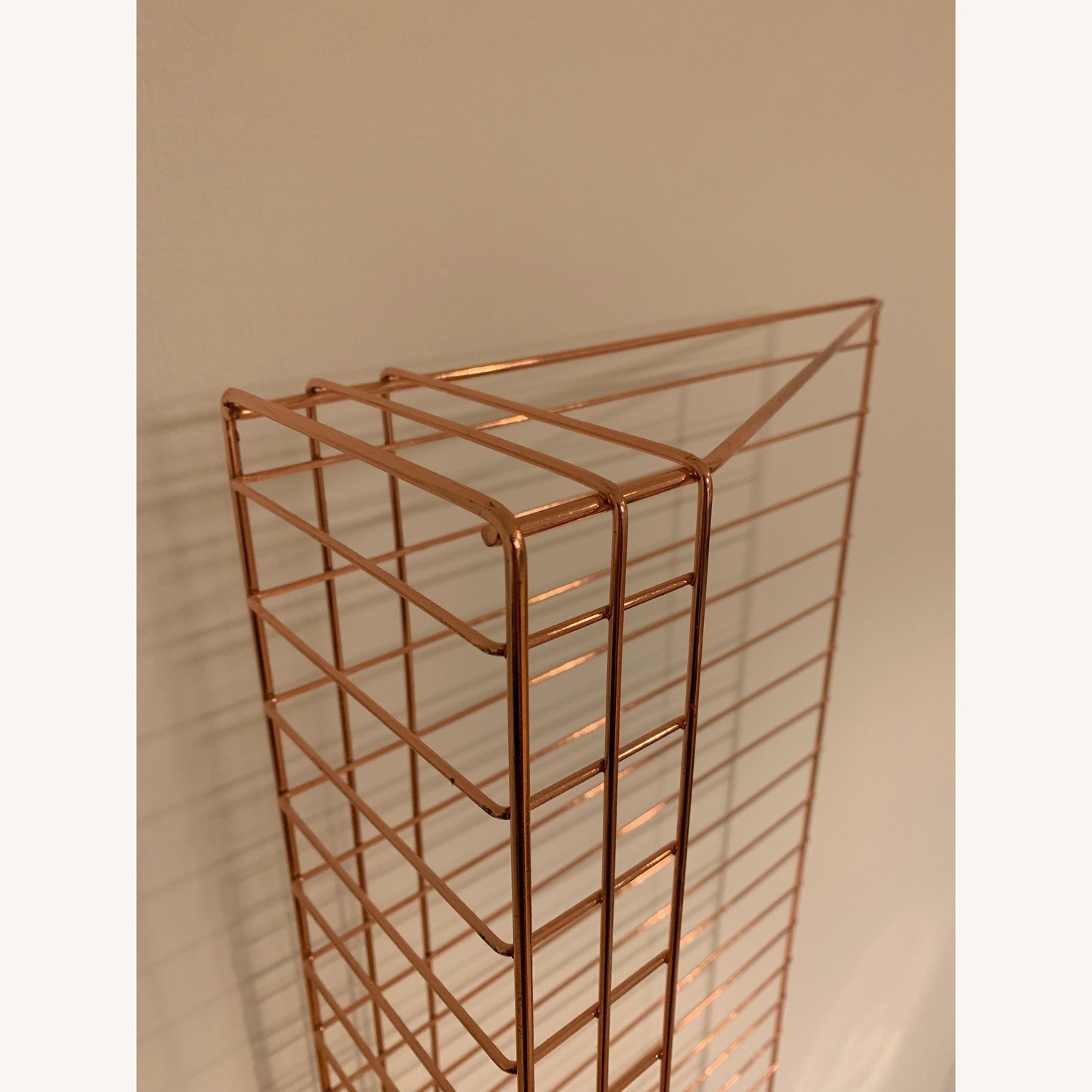 Rose Gold Shelf/Display