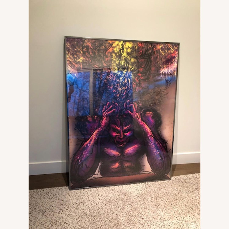Huge Computer Art Rendition