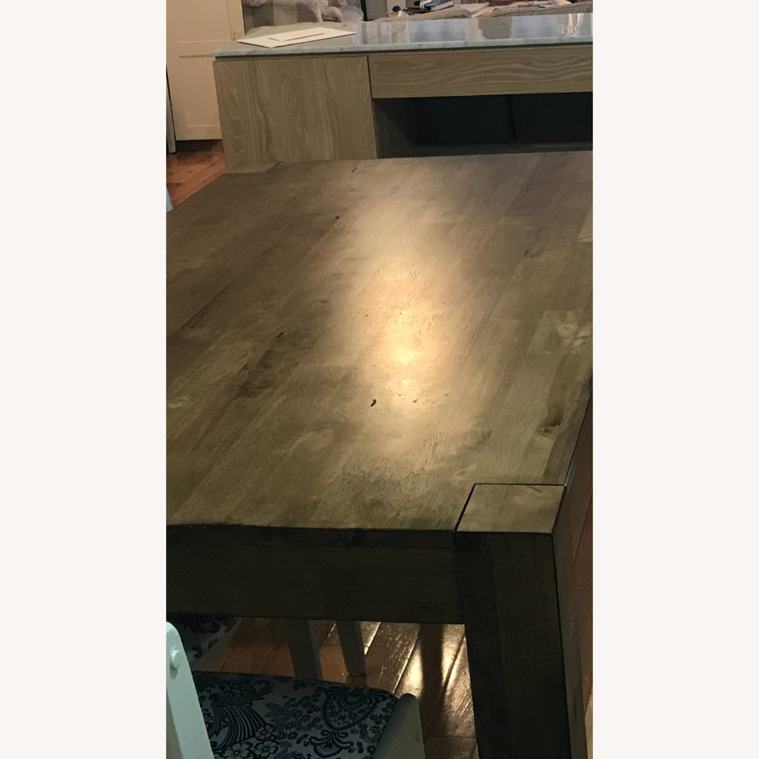 Wood Kitchen Table - image-3