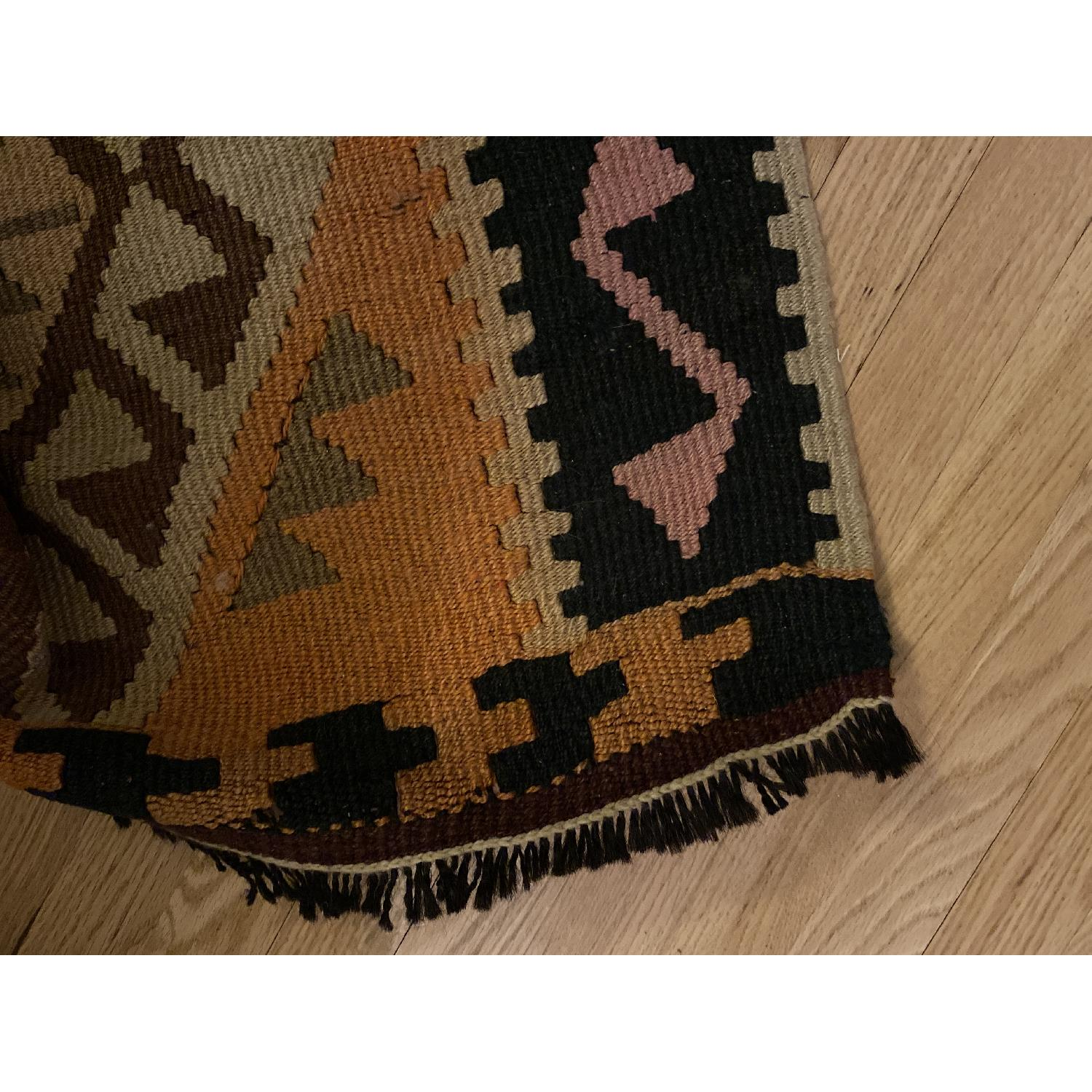 Vintage Woven Rug