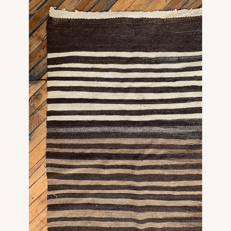 Vintage Anatolian Kilim Rug - image-5