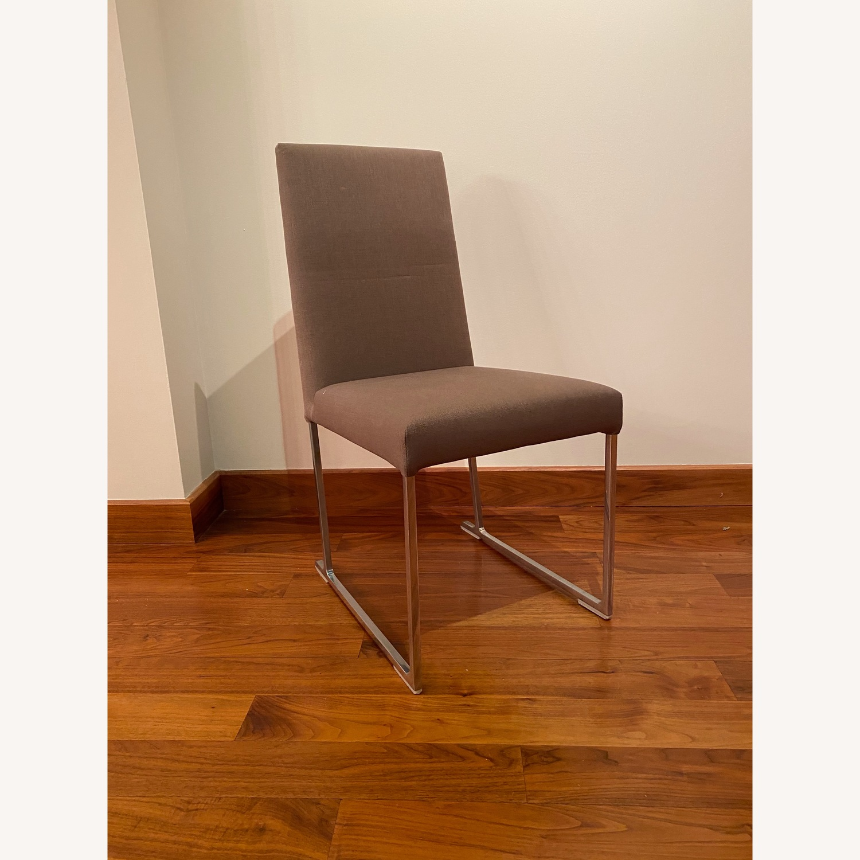 B&B Italia Solo Dining Room Chairs