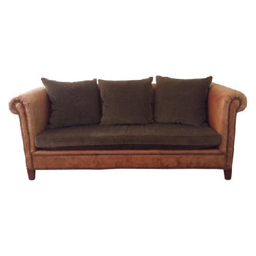 Used Ralph Lauren Brompton Sofa for sale on AptDeco