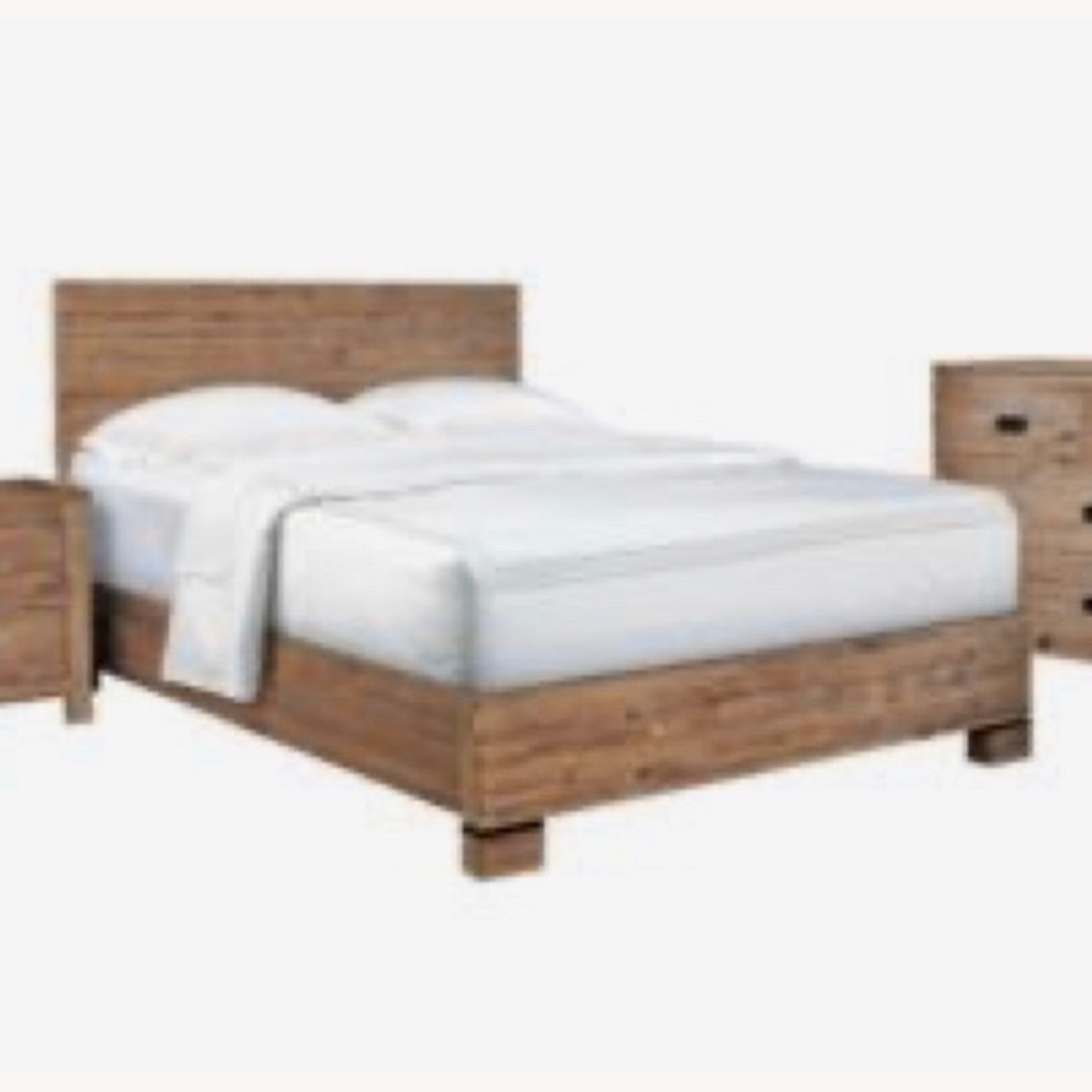 Macys Champagne Collection King Platform Bed