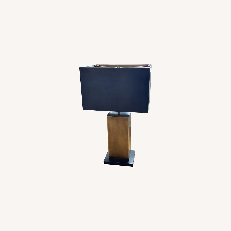 Restoration Hardware Modern Dixon Table Lamps
