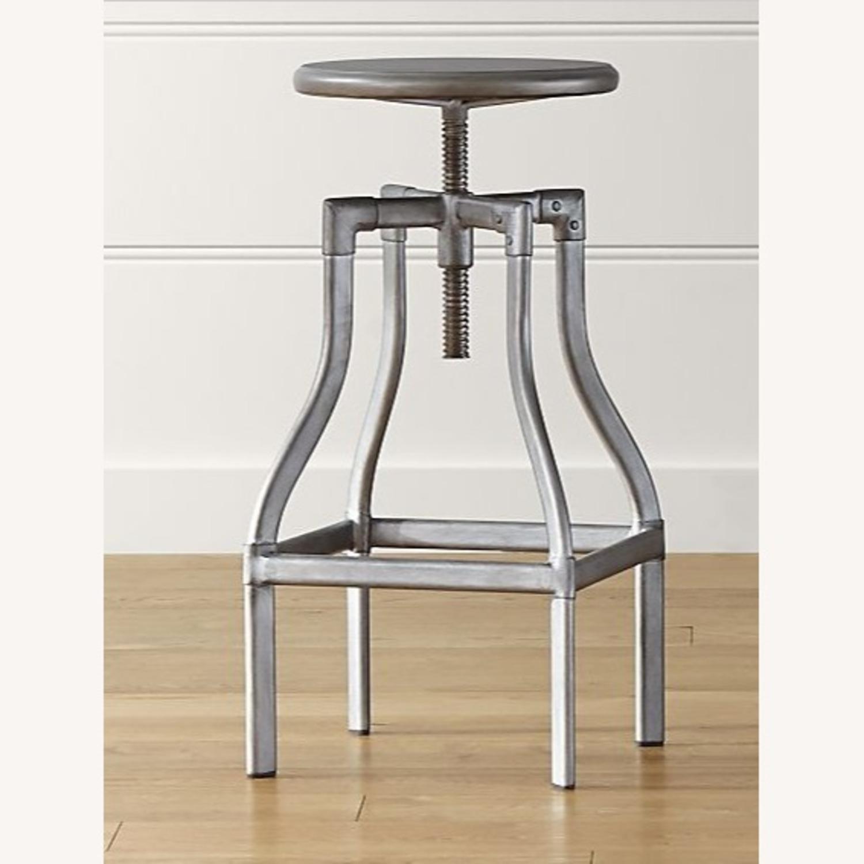 Crate & Barrel Bar stool Set