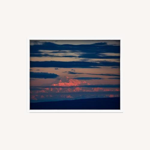 Used Pascal Shirley Denali Framed Photograph for sale on AptDeco