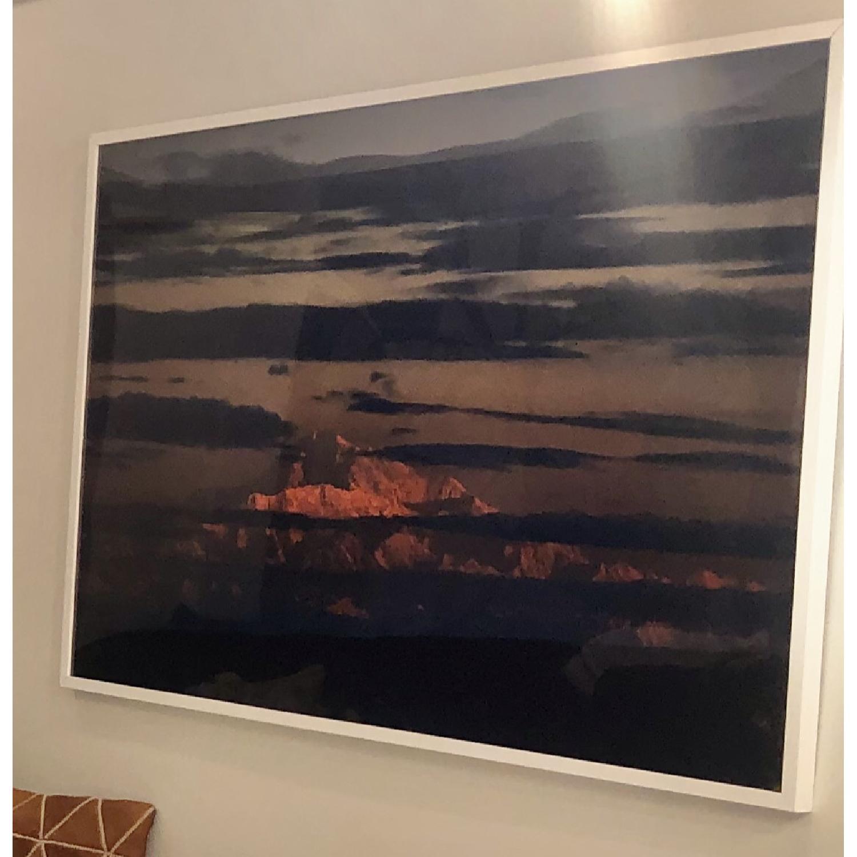 Pascal Shirley Denali Framed Photograph