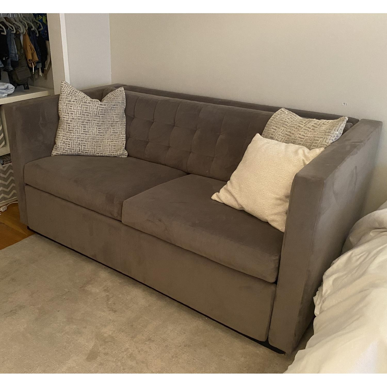 West Elm Otter Rochester Deluxe Queen Sofa