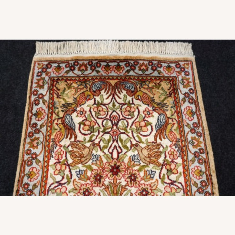 Persian Silk Rug - image-5