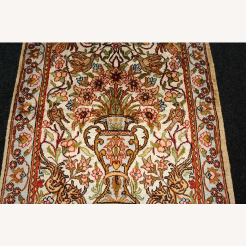 Persian Silk Rug - image-4