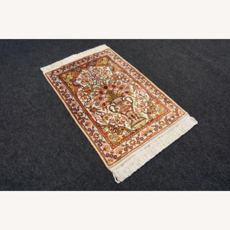 Persian Silk Rug - image-2