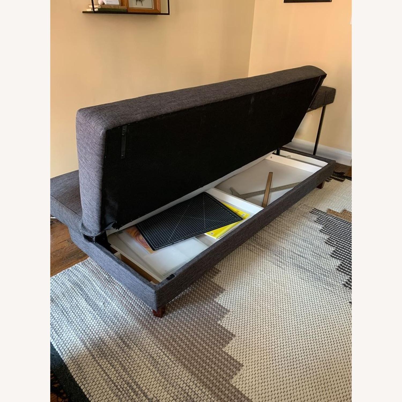Sauder Convertible Sleeper Sofa