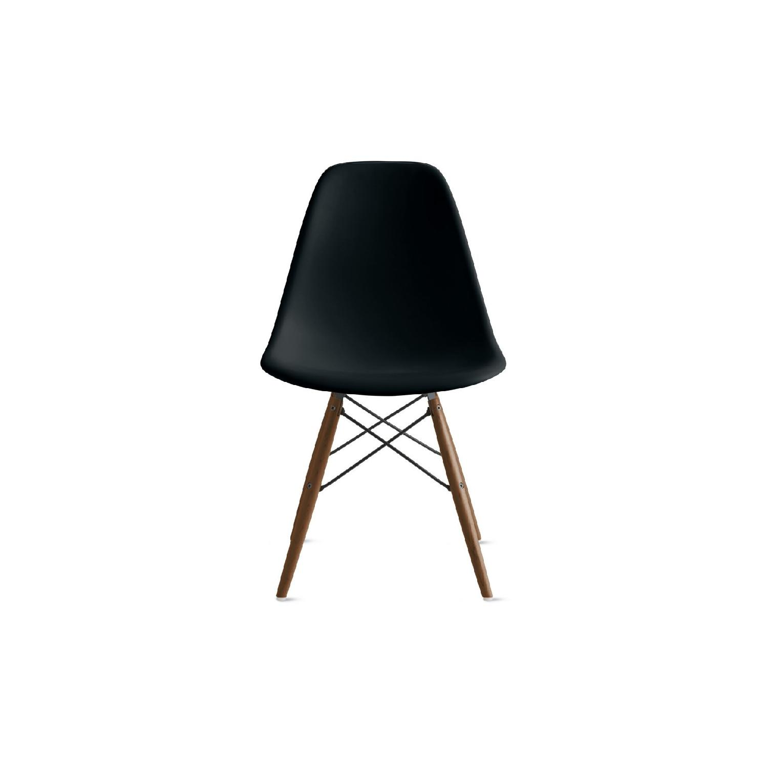 Design Within Reach Eames Molded Plastic Side Chairs