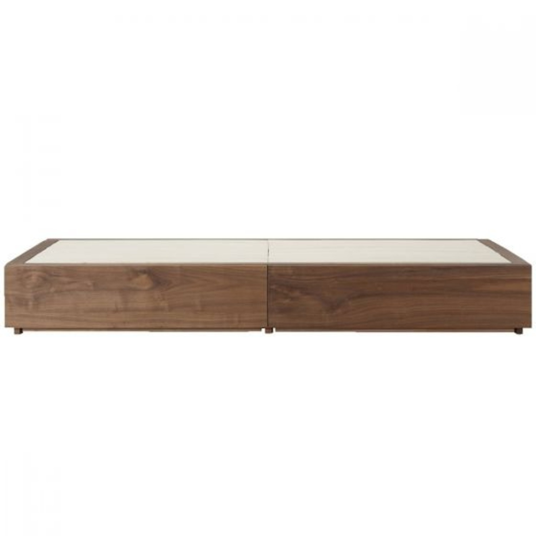 Muji Storage Single Bed