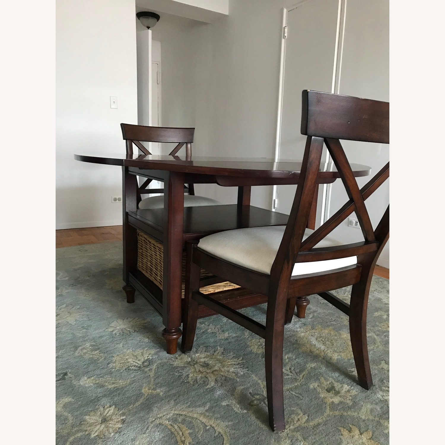 Pottery Barn Aaron Dining Chairs