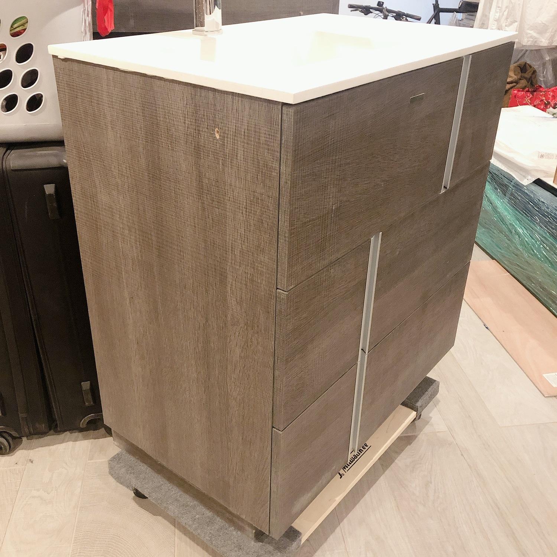 Porcelanosa Freestanding Washbasin