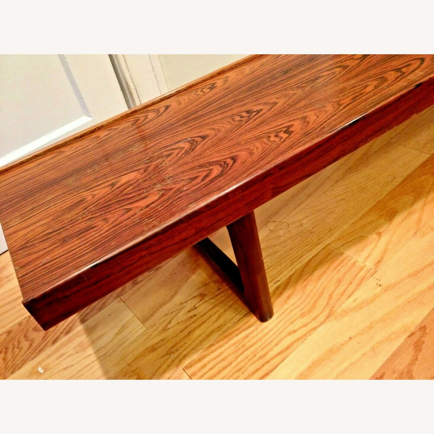Mid-Century 60's Bench or Coffee Table by Torbjorn Afdal