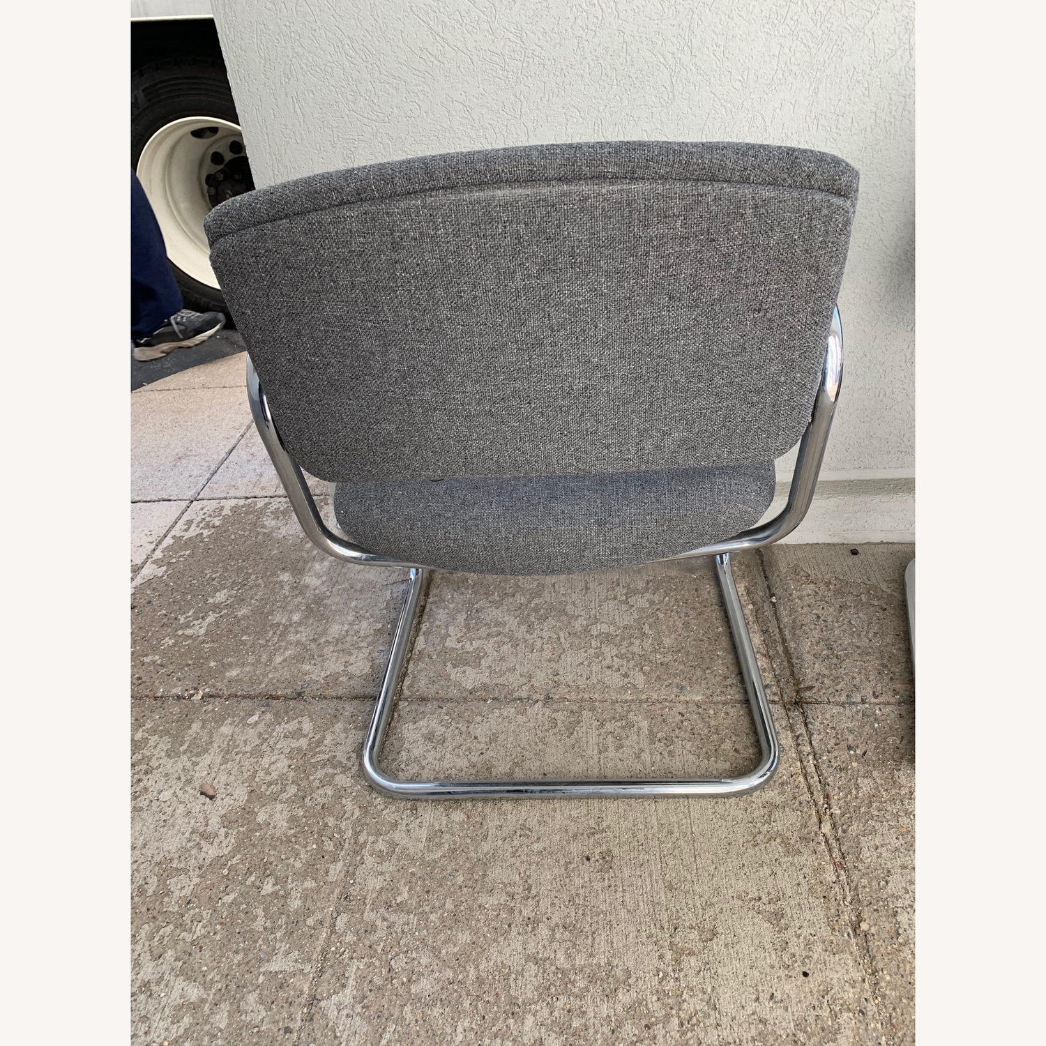 United Chair Company Cantilever Chairs - image-1