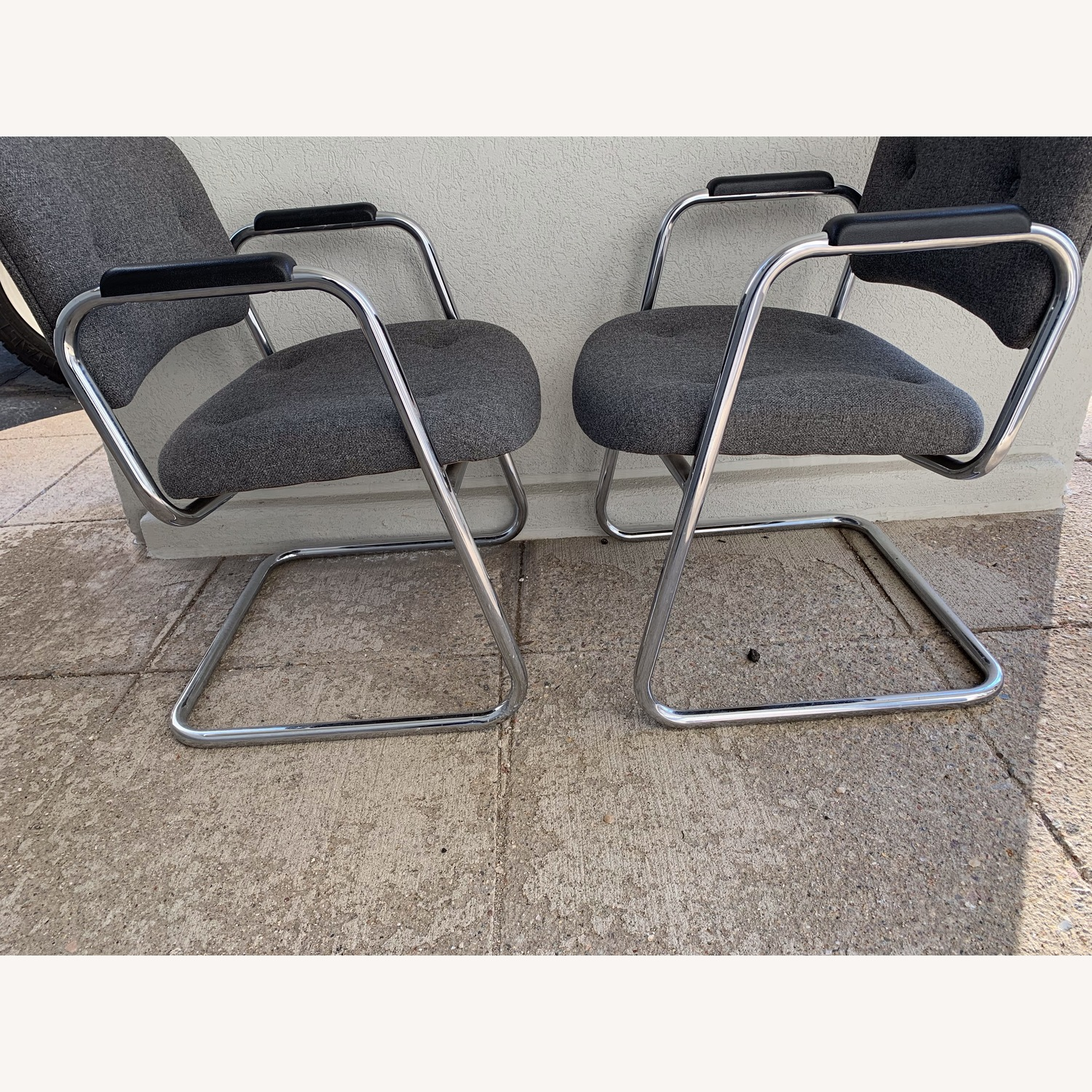 United Chair Company Cantilever Chairs - image-8
