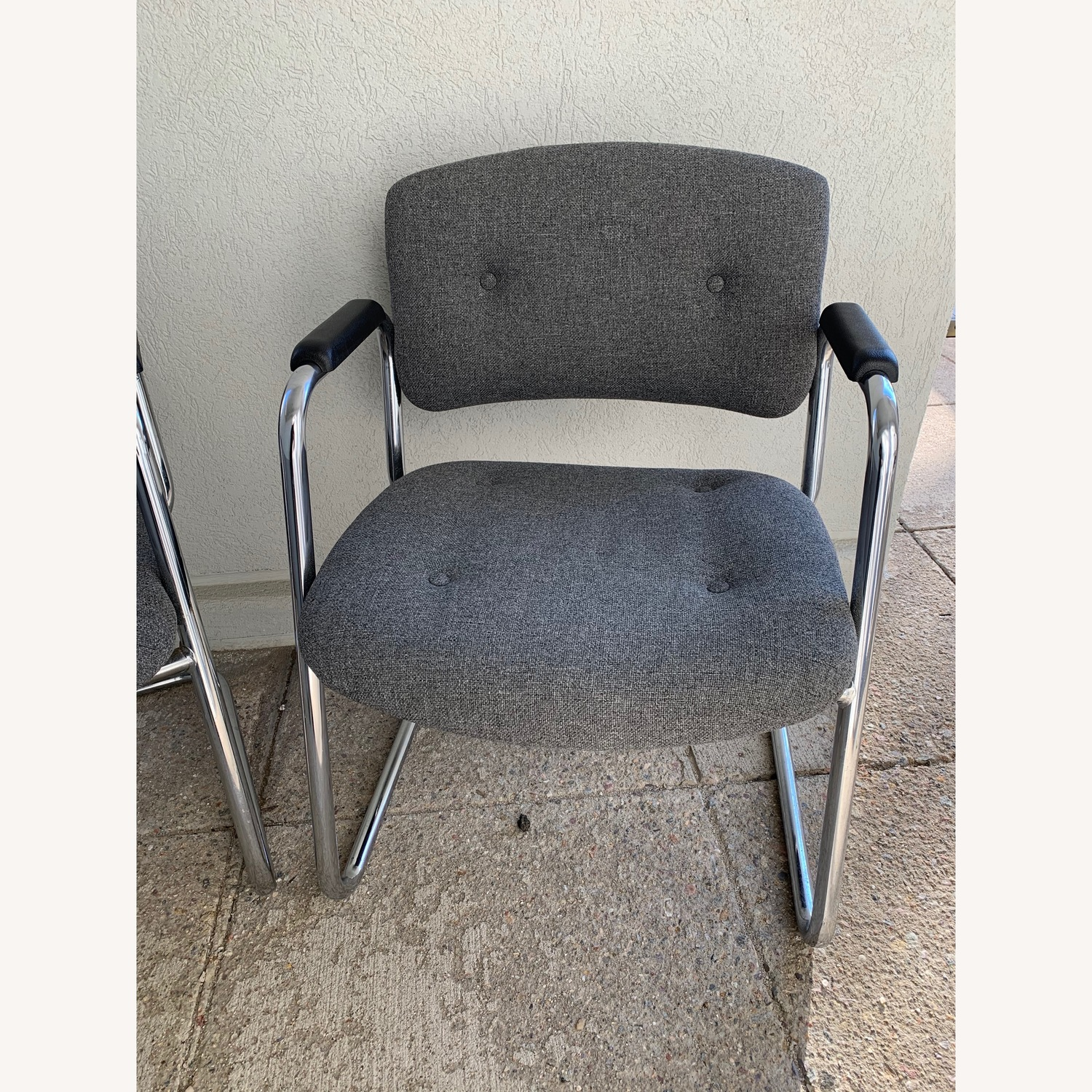 United Chair Company Cantilever Chairs - image-4