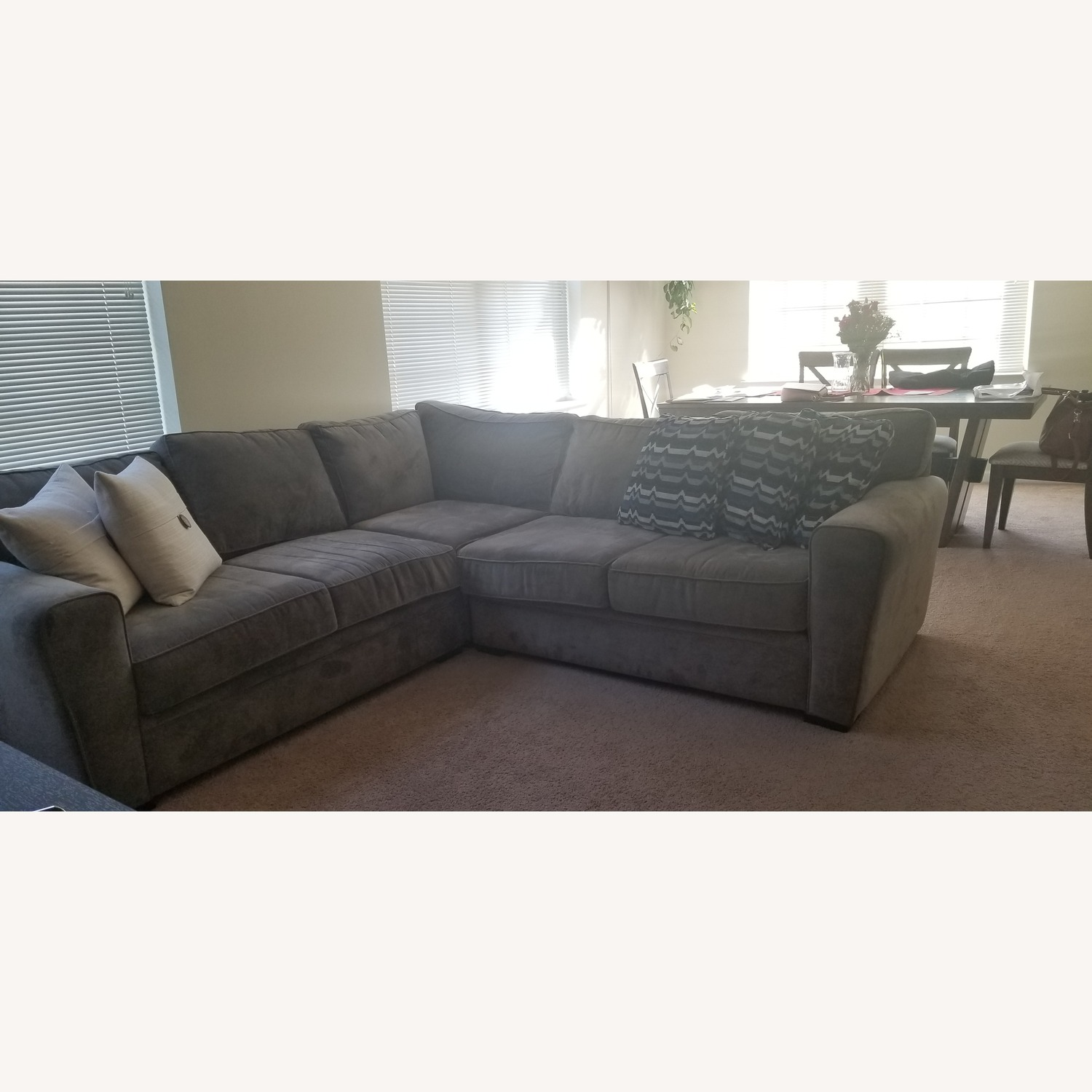 Raymour & Flanigan Artemis Sectional