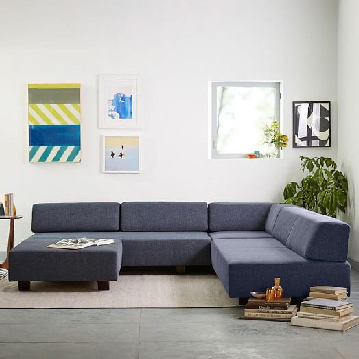 West Elm Tillary Sectional Sofa