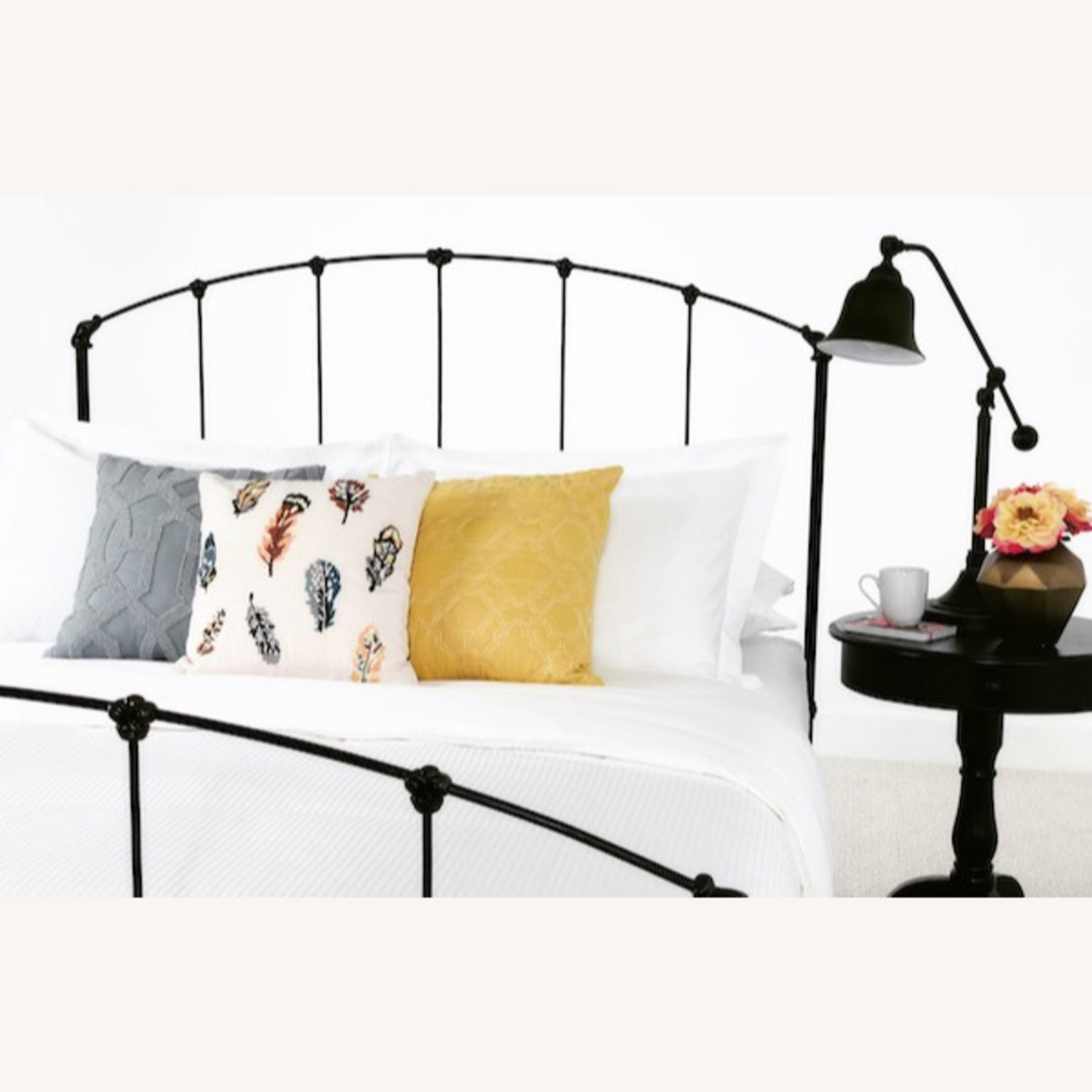 Charles P Rogers Rutherford Bed