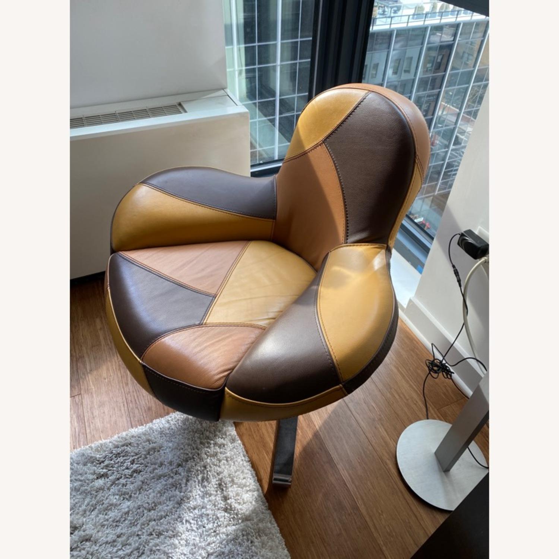 Martini's Luxury Italian Arm Chair