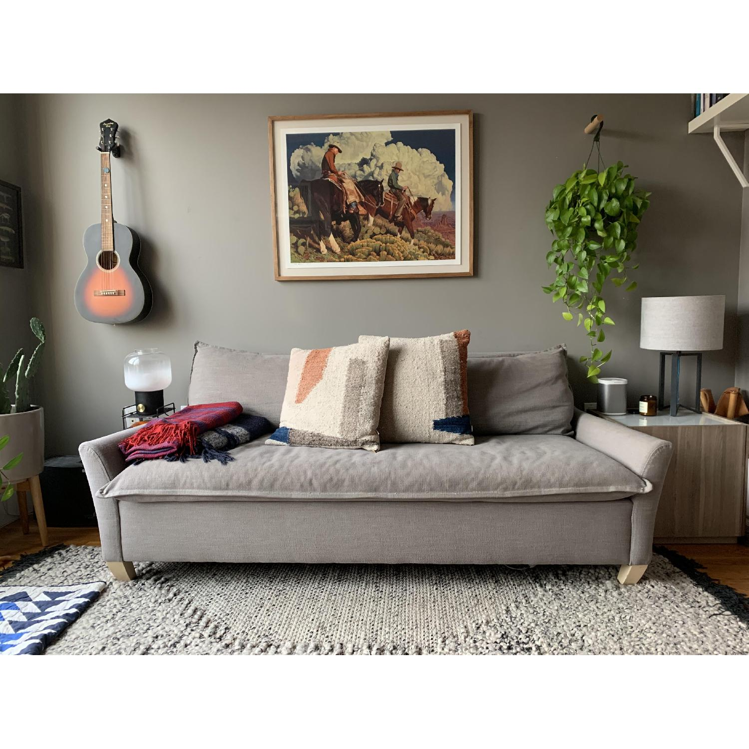 West Elm Bliss Loveseat