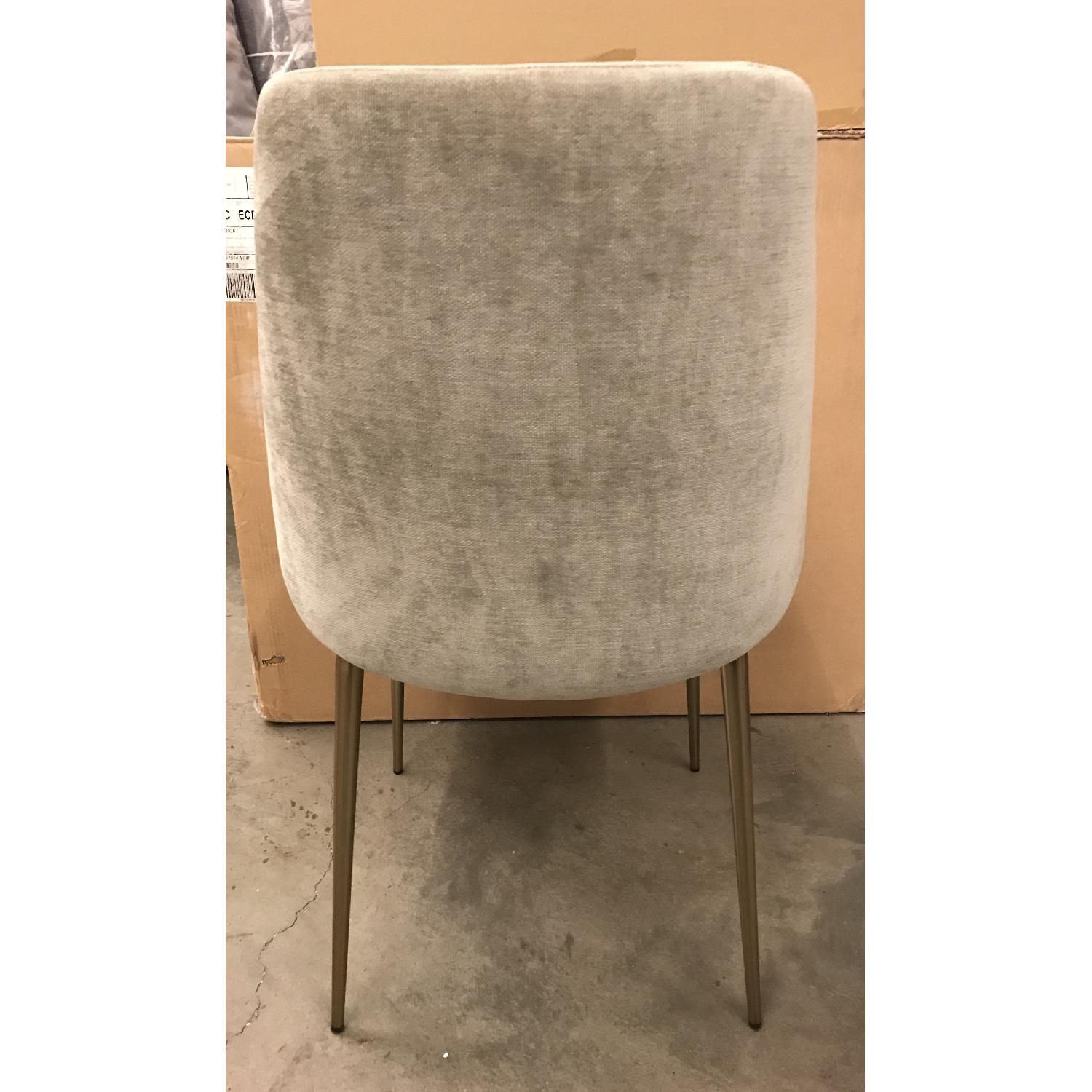 West Elm Finley Low Back Dining Chair
