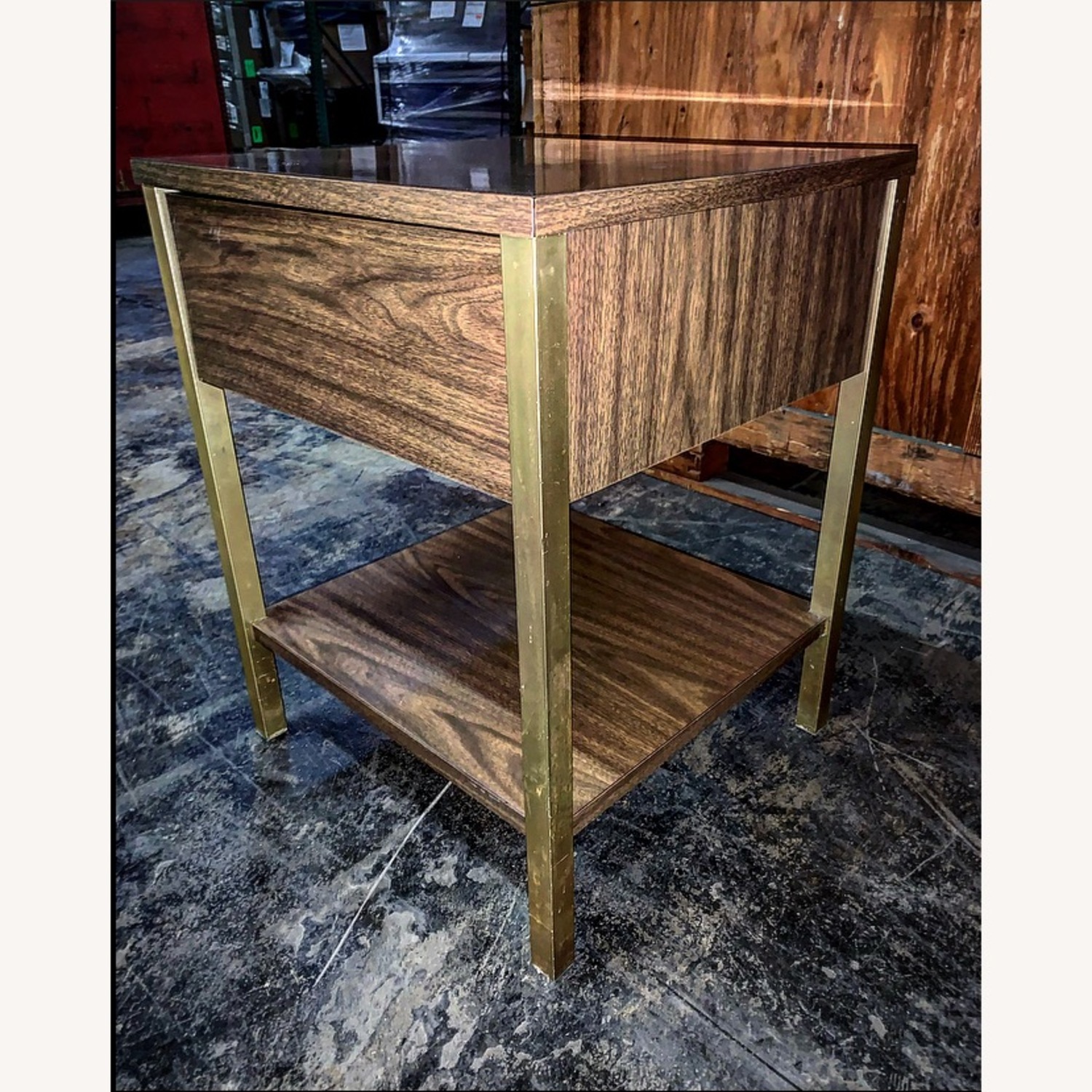 Thonet Mid Century End Table