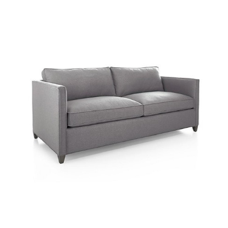 Crate & Barrel Dryden Full Sleeper Sofa