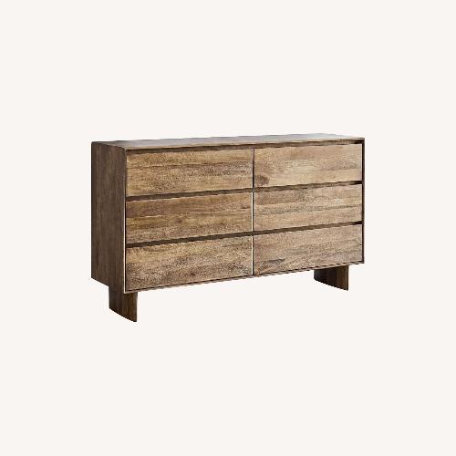 Used West Elm 6 Drawer Dresser for sale on AptDeco