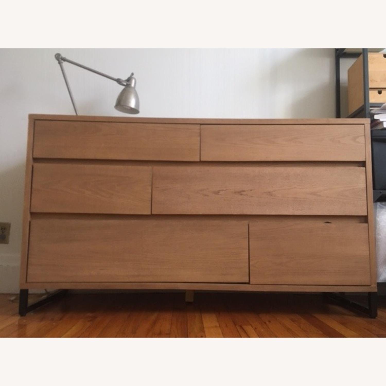 West Elm 6 Drawer Dresser