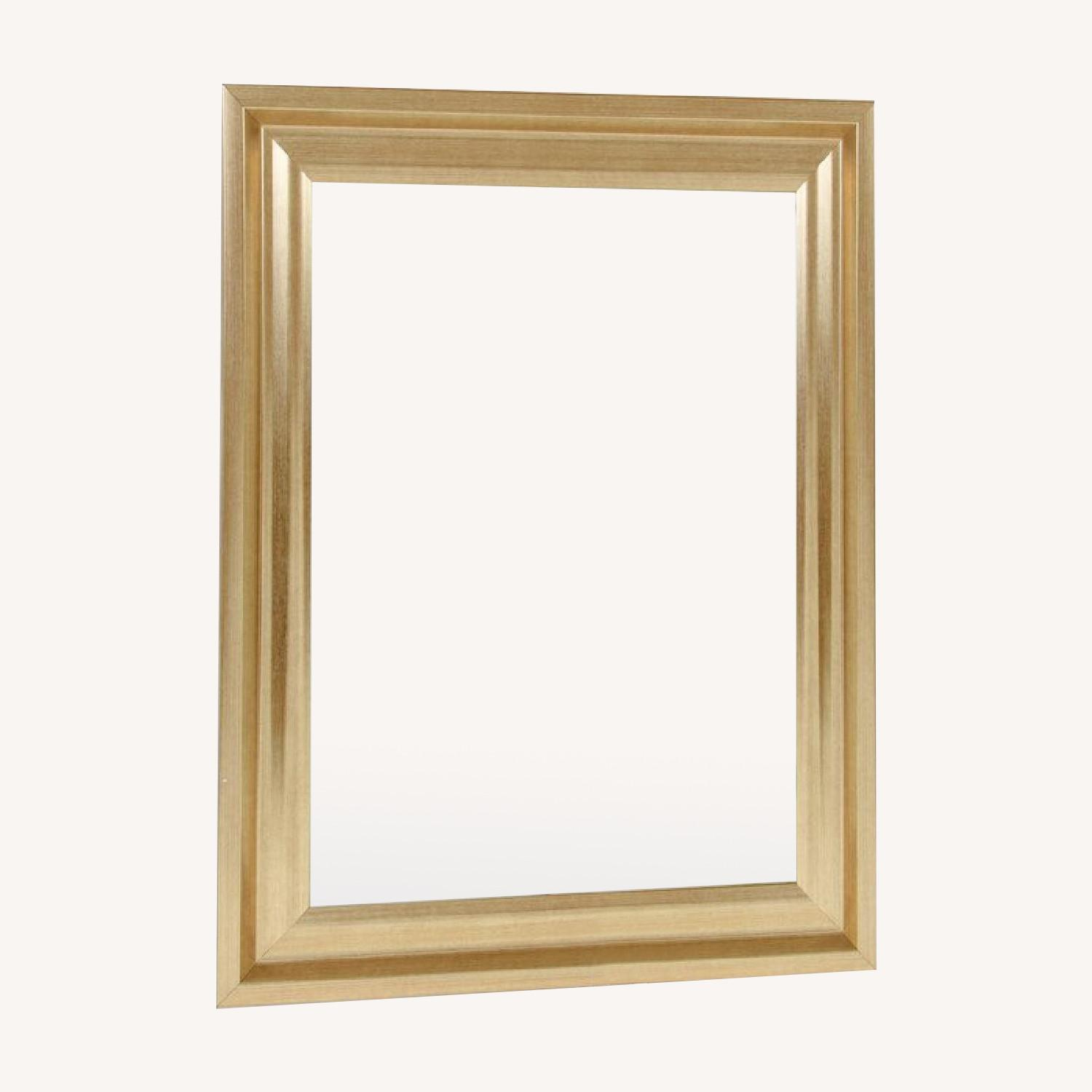 Wayfair Gold Mirror