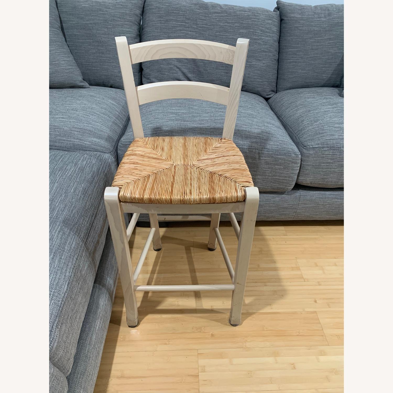 Wicker Bar Chairs