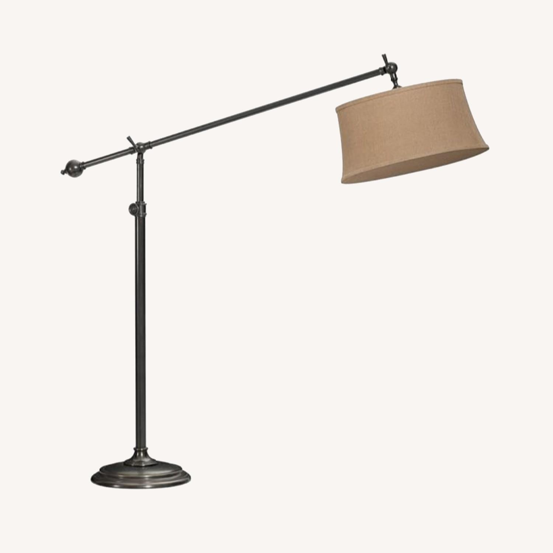 Pottery Barn Sectional Task Chelsea Floor Lamp