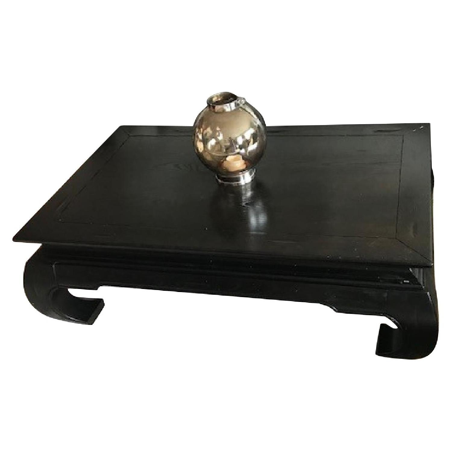Huffman Koos Furniture Brown Coffee Table