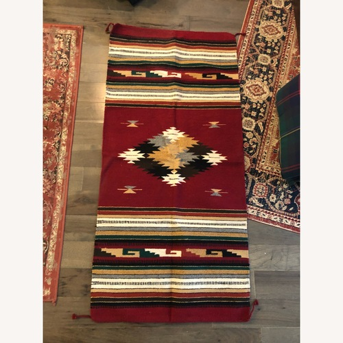 Used Authentic Navajo Rug for sale on AptDeco