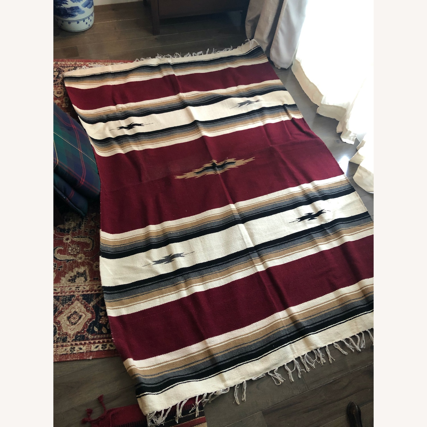 Authentic Navajo Area Rug