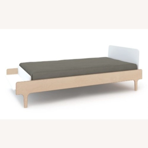 Used Oeuf River Bed & Trundle for sale on AptDeco